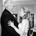 Kristen's dance with her dad was a joy to watch, and one of the emotional highlights fo the day for me!