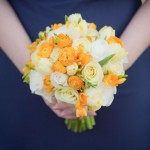Bridesmaid bouquets by Anne Mendenhall