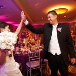 High Fives for a Wedding Homerun!